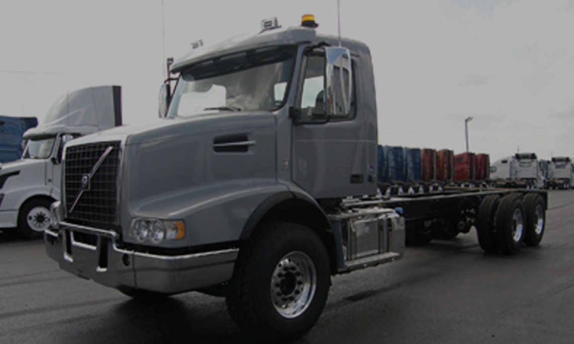 S&S Volvo - Daycab Inventory
